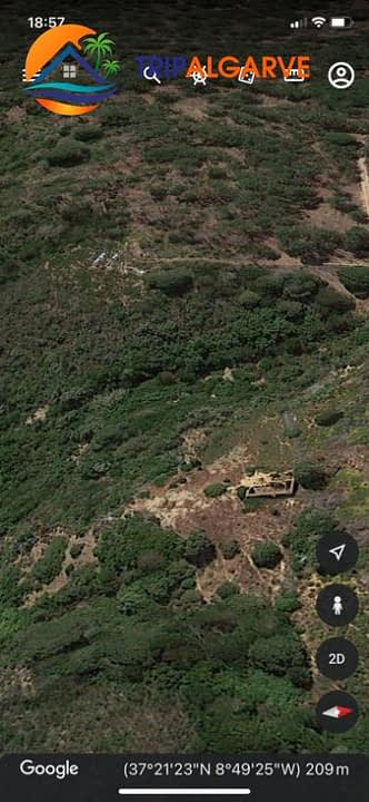 Tripalgarve Aljezur 35 ha TARM0076T #tripalgarve #plot #seaview #ruin #agriculture #aljezur #property (14)