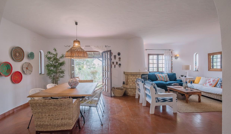 Tripalgarve immobilier albufeira algarve portugal TALOC0001A_Sala de jantar e estar