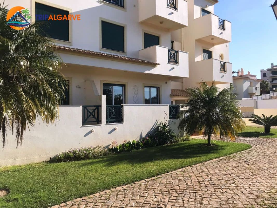 Appartement de 2 chambres à Olhos de Agua – Albufeira