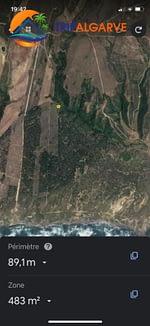Tripalgarve Aljezur 35 ha TARM0076T #tripalgarve #plot #seaview #ruin #agriculture #aljezur #property (8)