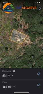 Tripalgarve Aljezur 35 ha TARM0076T #tripalgarve #plot #seaview #ruin #agriculture #aljezur #property (10)
