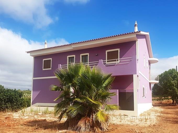 Tripalgarve immobilier albufeira Belle ferme sur Algoz avec 6Ha de terrain