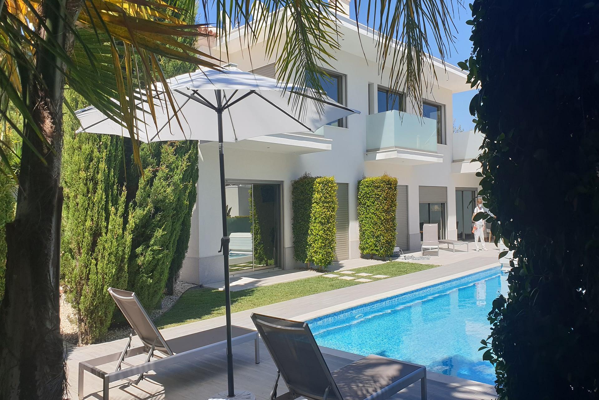 Splendide Villa moderne à Galé