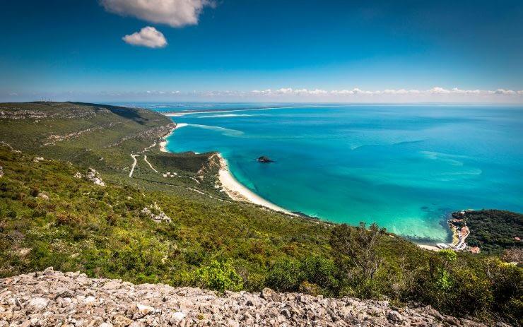 Parque Natural da Arrábida tripalgarve immobilier portugal algarve albufeira