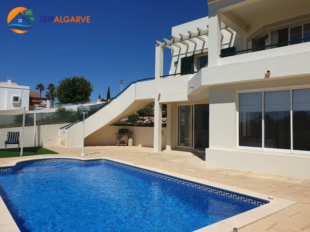 Magnifique villa sur les hauteurs d'Albufeira